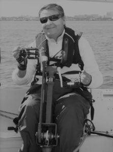 Paul steering Sonar 2012 (2)